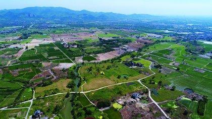 La ciudad de Liangzhu fue pionera en la planificación urbana del sistema de conservación (Unesco)