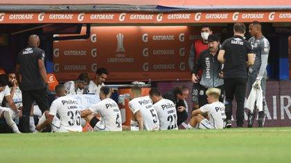 Preocupación en Boca: dos futbolistas del Santos dieron positivo en  coronavirus tras el partido y permanecen en Argentina - Infobae