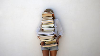 Los jóvenes lectores son una de las ramas centrales de la Feria Internacional del Libro de Buenos Aires (Getty)