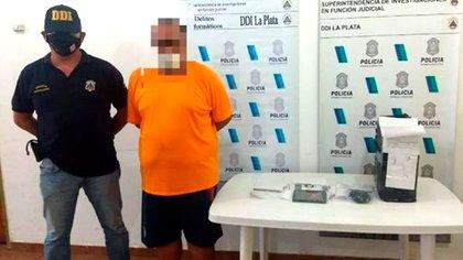 En diciembre fue detenido un enfermero del Hospital de Niños de La Plata acusado de distribuir material de pornografía infantil