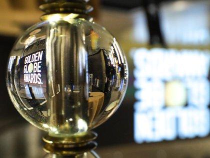 Este año, los Globos de Oro tuvieron que adecuarse a las medidas de prevención por el COVID-19 (Foto: Europa Press)