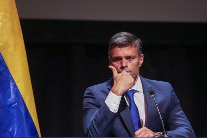 Leopoldo López (Ricardo Rubio/Europa Press)