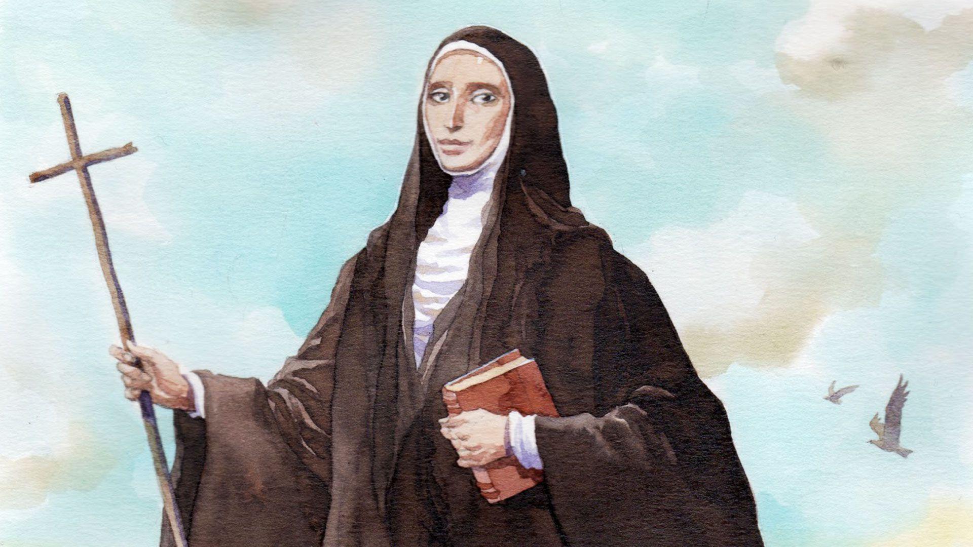 Mama Antula todavía no fue declarada santa