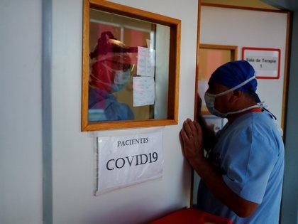 Argentina está entre los primeros países con mayor cantidad de infectados y muertos por COVID-19 -  REUTERS/Agustin Marcarian
