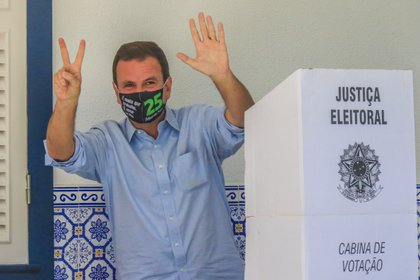 Eduardo Paes (Europa Press)