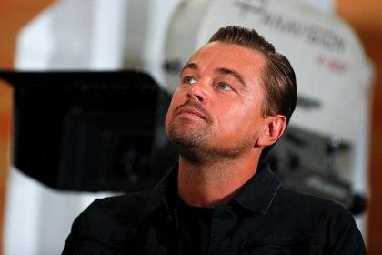 Leo DiCaprio (REUTERS)