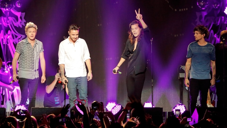 Liam Payne espera celebrar los 10 años de One Direction con un reencuentro en los escenarios (Shutterstock)