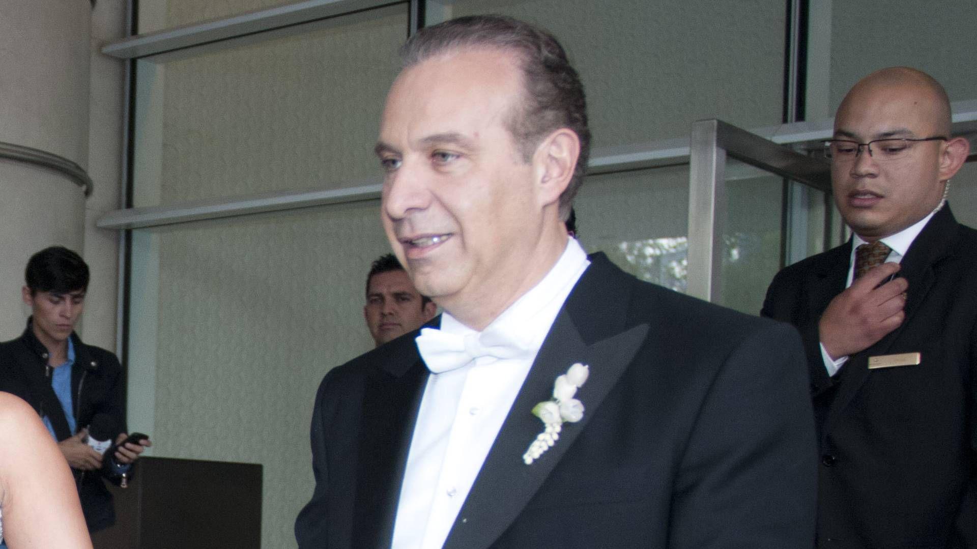 Juan Collado (Foto: Cuartoscuro)