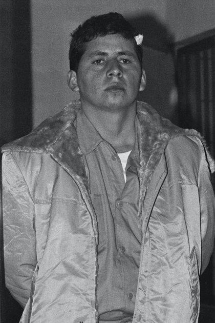Mario Aburto Martínez fue encontrado culpable de asesinar, sin ayuda alguna, a Luis Donaldo Colosio  (Foto: Cuartoscuro)