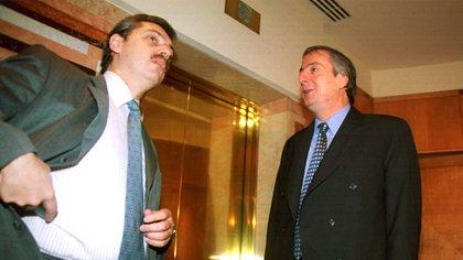 Néstor Kirchner y Alberto Fernández, otros tiempos, otra negociación