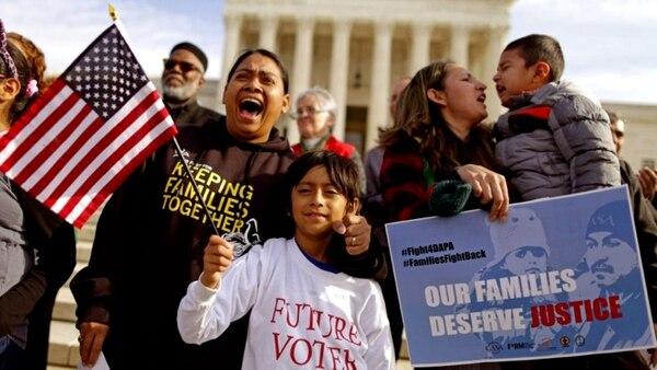 Las políticas contra la inmigración de Trump han sido uno de los puntos más polémicos de su gobierno.