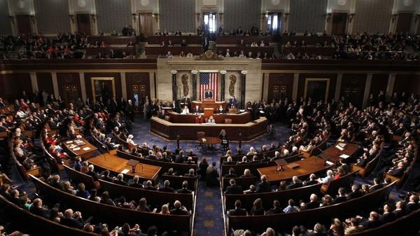 El Senado de los Estados Unidos