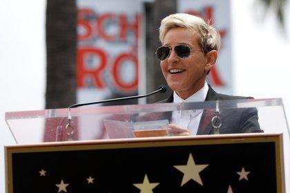 DeGeneres es conocida por pedir que la gente sea amable los unos con los otros (Foto: REUTERS/Mario Anzuoni)