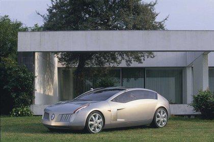 El Renault Talisman adelantaba muchos avances tecnológicos (Renault)