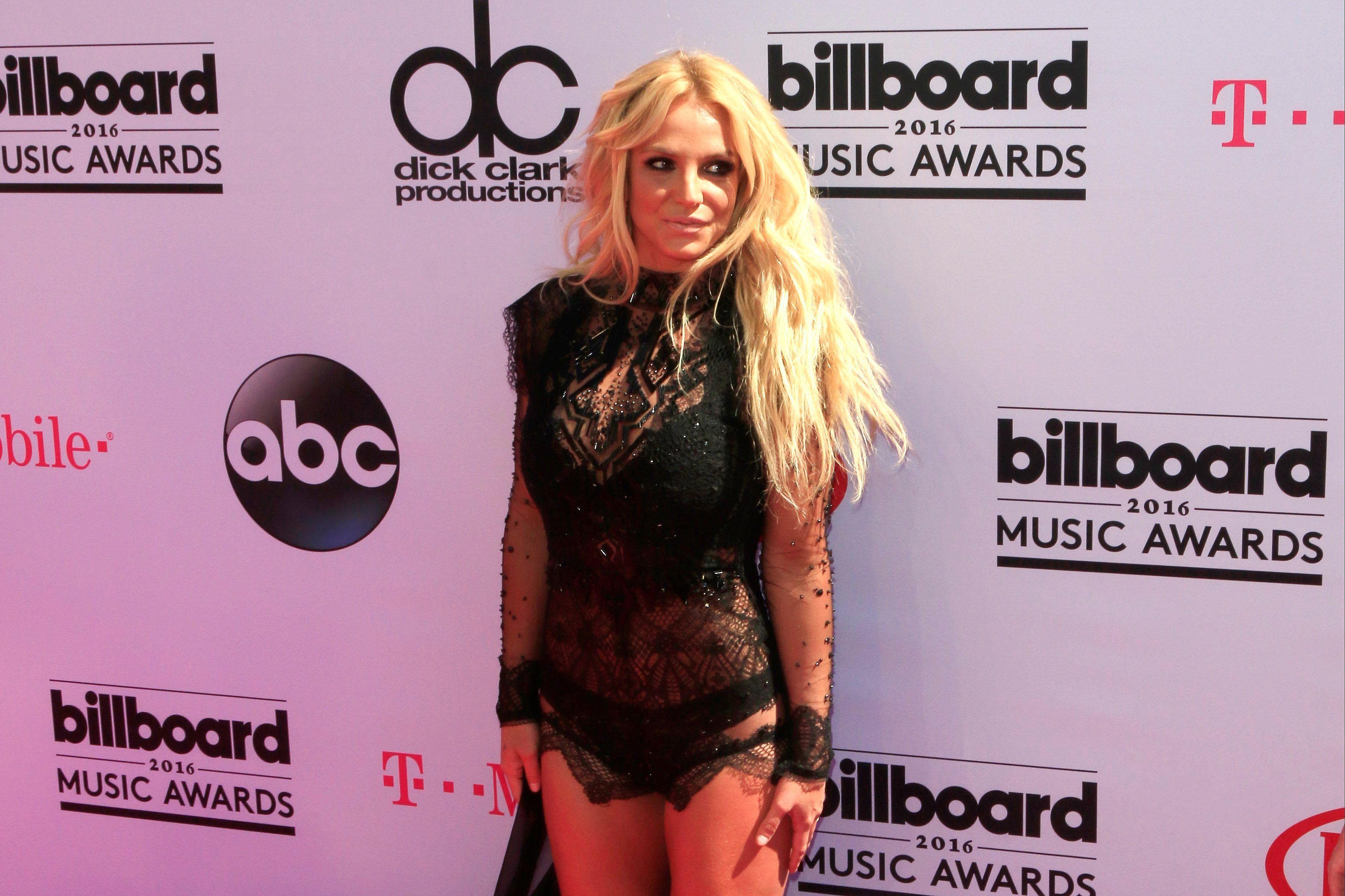 La cantante Britney Spears. EFE/NINA PROMMER/Archivo