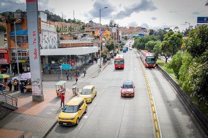 En Bogotá un ciudadano tarde 80 minutos en llegar hasta Suba en Transmilenio, según un estudio de Properati.