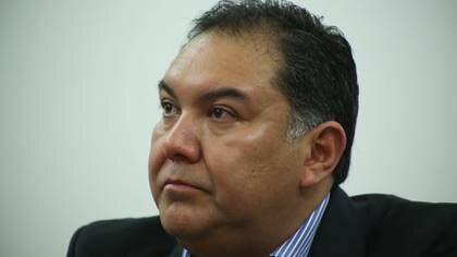 El periodista Ricardo Ravelo fue quien reveló ese pasaje oscuro en la historia de García Luna (Foto: Cuartocuro)