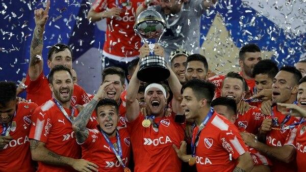 Independiente disputará cinco competencias en el 2018 (AP)