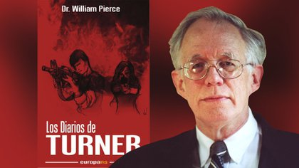 "William Pierce, autor de ""Los diarios de Turner"""