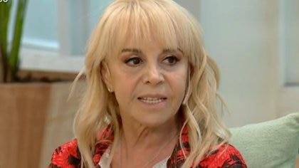 Claudia habló de su ex marido en Flor de equipo (Foto: Video Flor de equipo, Telefe)