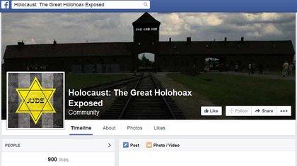 El Instituto para el Diálogo Estratégico, una organización anti extremista del Reino Unido, realizó la investigación sobre el negacionismo en Facebook. (Informe ISD/isdglobal.org)