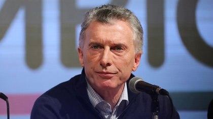 El presidente Macri aportó $ 100.000 para su campaña en las PASO.