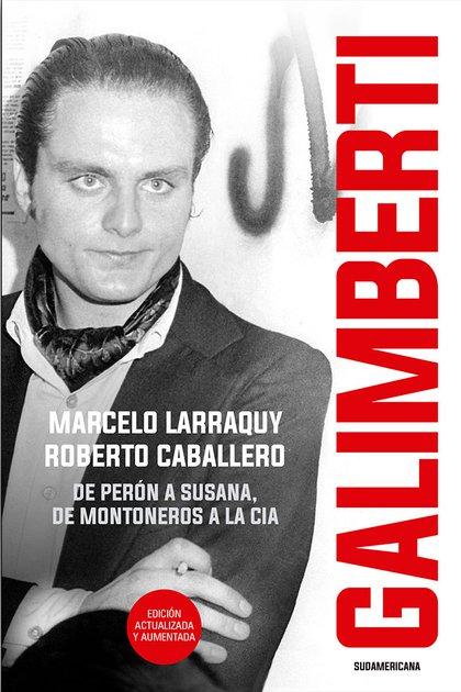 Tapa del libro Galimberti de Larraquy-Caballero