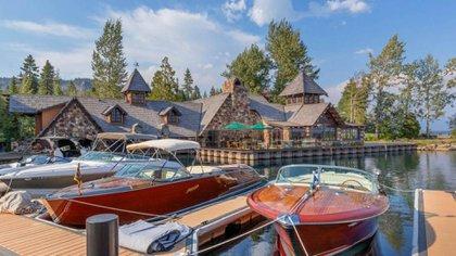 """La lujosa mansión donde se filmaron icónicas escenas de """"El padrino II"""" está a la venta (http://sothebysrealty.com/)"""