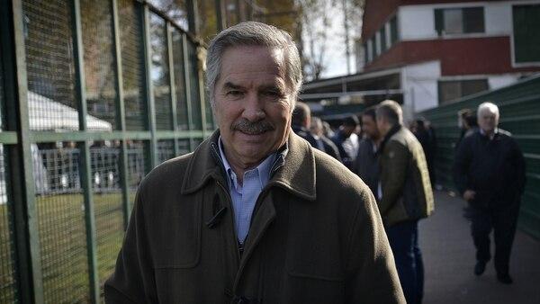 Felipe Solá también participó del congreso