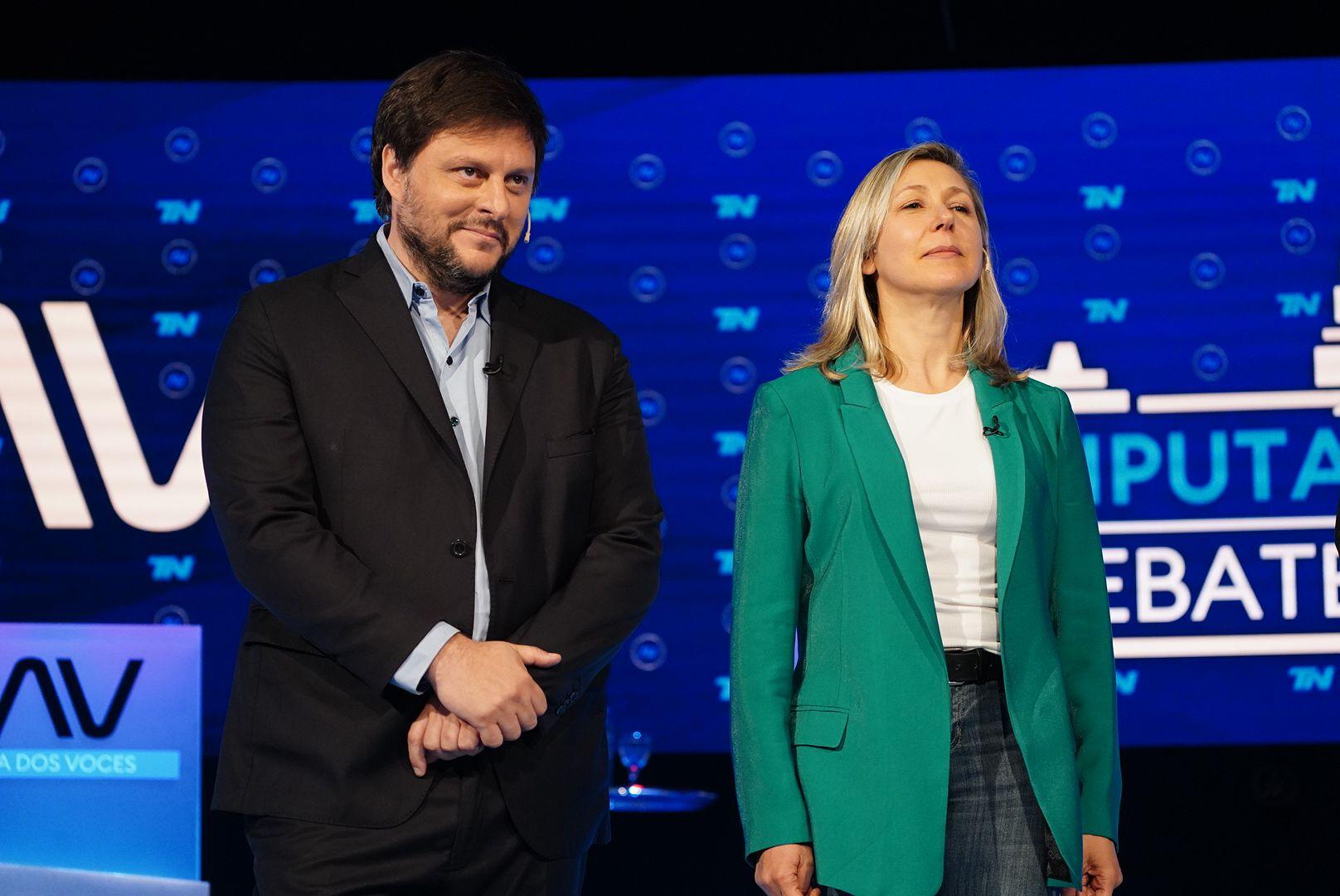 Debate elecciones - TN