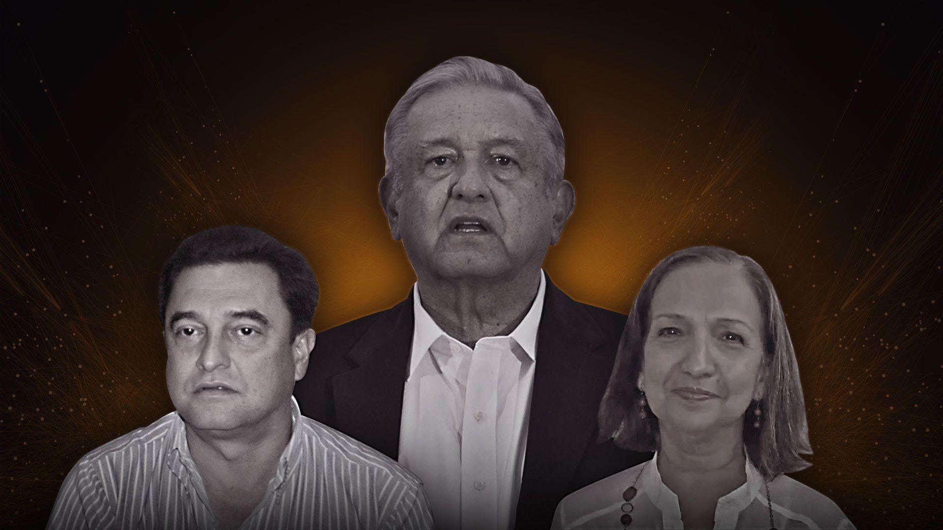 Pío López Obrador, Felipa Obrador. Algunos de los parientes corruptos de AMLO (Foto: Jovani Pérez Silva/ Infobae México)