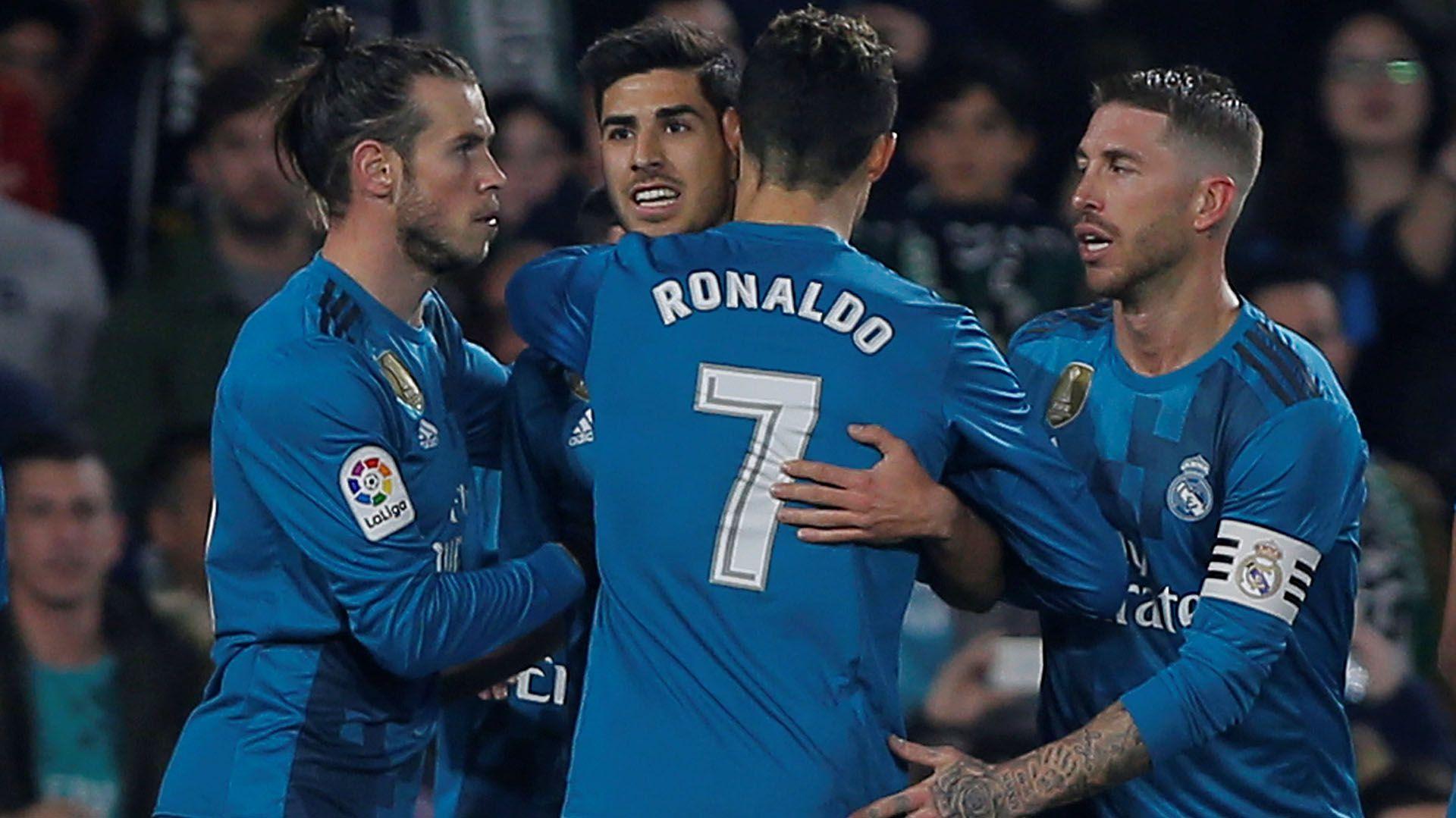 Jesus Olmo trabajó con varias estrellas del Real Madrid (Reuters)