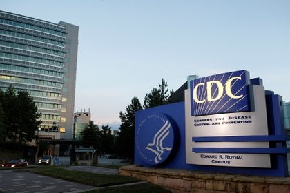 The offices of the Centers for Disease Control and Prevention (CDC), in the United States. REUTERS / Tami Chappell / File Photo