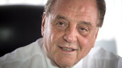 El presidente de la Comisión de Presupuesto y Hacienda de la Cámara de Diputados, Carlos Heller, impulsor del impuesto