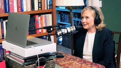 Hillary Clinton, la candidata derrotada por Donald Trump en 2016