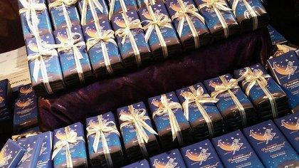 El chocolate suizo se comercializa a 13 dólares y solo se venden en aquel país