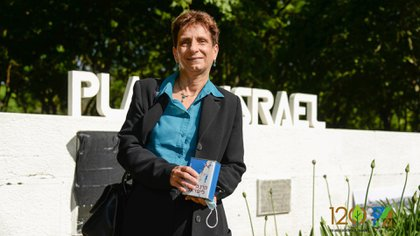 Embajadora israelí en Argentina, Galit Ronen