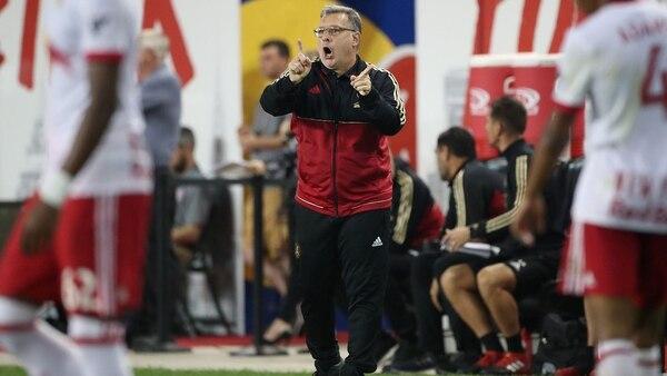 Su negociación con Atlanta United, la clave para que se pueda concretar el regreso de Gerardo Martino a la Selección (Getty Images)