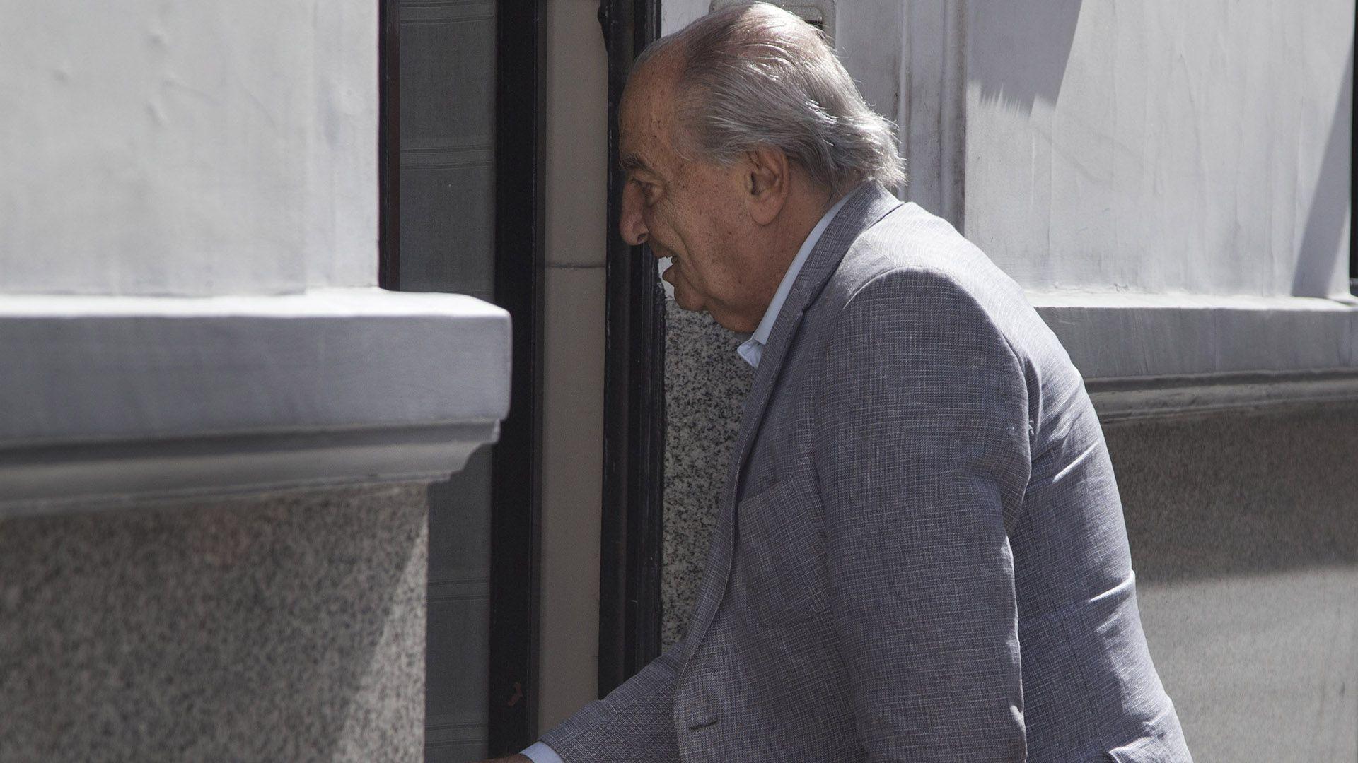 Armando Cavalieri, del Sindicato de Comercio (Foto NA)