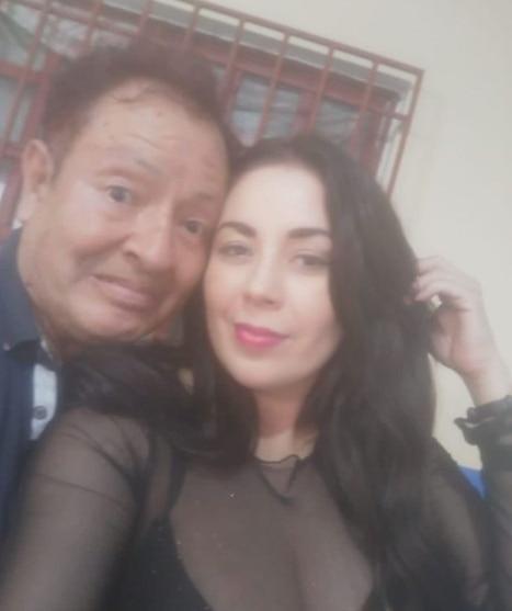 A pesar de las críticas, Zuleika Garza y Sammy Pérez llevaban siete meses viviendo juntos. (Foto: @sammyperez_xhderbez/ Instagram)