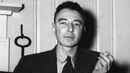 Robert Oppenheimer, el creador de la bomba atómica