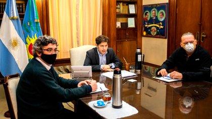 Sergio Berni anunció una fuerza de 1.000 nuevos policías para combatir las roturas de silobolsas y otros delitos rurales
