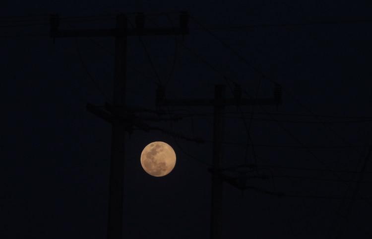 La luna se llena usada para ilustrar (FOTO: MARGARITO PÉREZ RETANA /CUARTOSCURO)