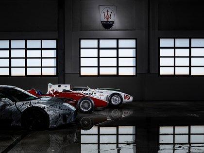Con el MC20, Maserati quiere volver a los primeros planos entre los superdeportivos.