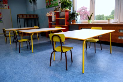 Los centros educativos son el único lugar, donde muchos niños y adolescentes en situación de vulnerabilidad socioeconómica, se alimentan de forma saludable (Efe)