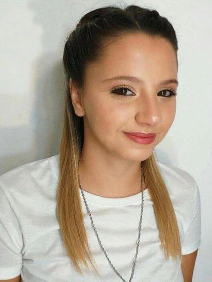 Úrsula Bahillo había narrado a sus amigas los hechos de violencia de Martínez contra ella más de dos meses antes de su femicidio (Twitter)
