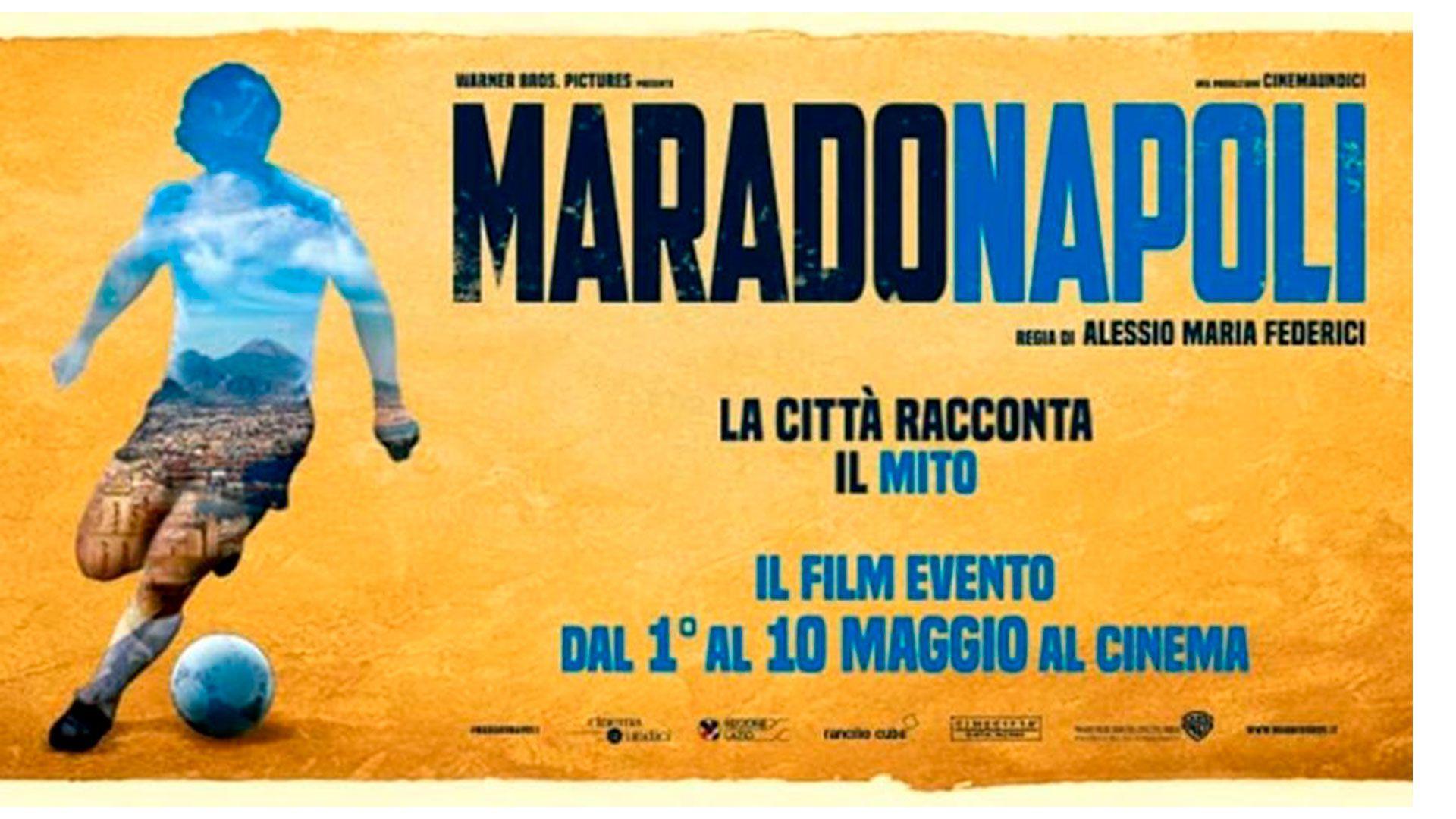 Maradonapoli peliculas maradona