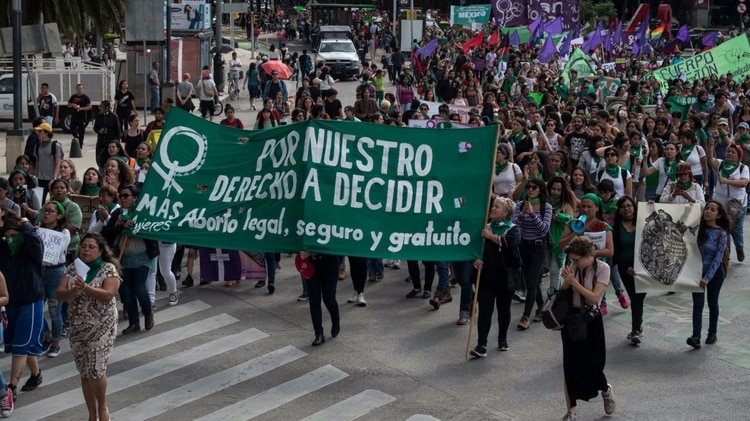 The decriminalization of abortion must be a major issue on the government's agenda (Photo: Cuartoscuro)