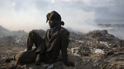 Haití es el país peor ubicado de América Latina (AP)