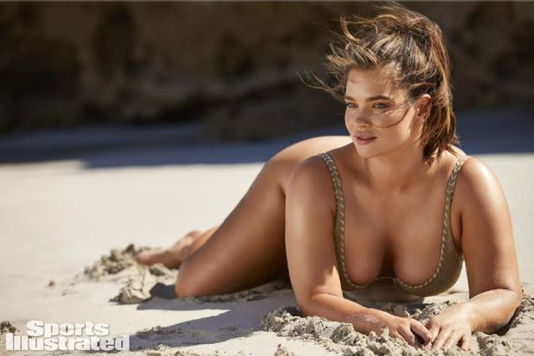 Tara Lynn en Sports Illustrated (Foto: Sports Illustrated)